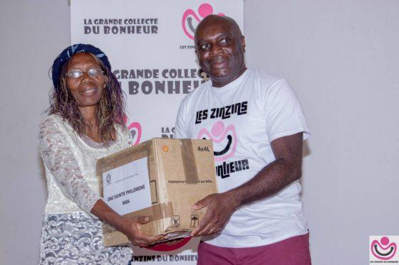 La Grande Collecte Du Bonheur 2018