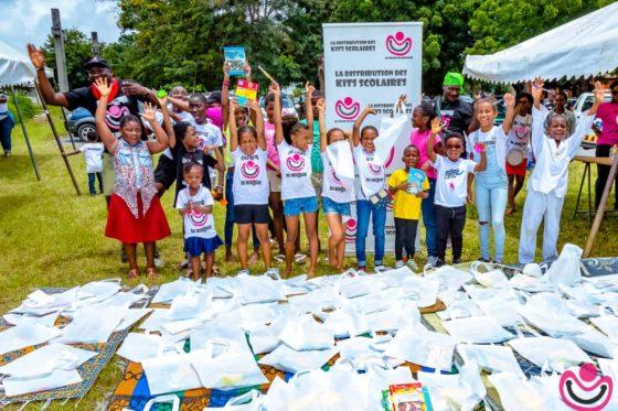 La Distribution Des Kits Scolaires Confection Des Kits
