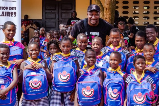 La Distribution Des Kits Scolaire – Distribution