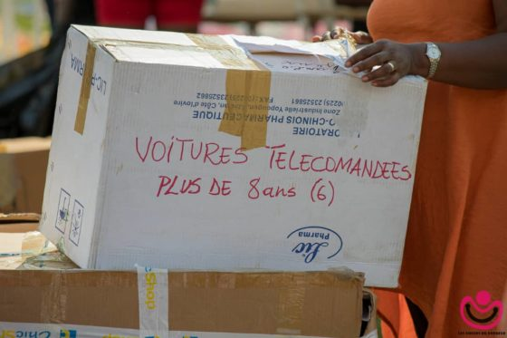 La Caravane Du Bonheur  Emballage