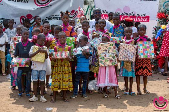 La Caravane Du Bonheur 2019  La Distribution